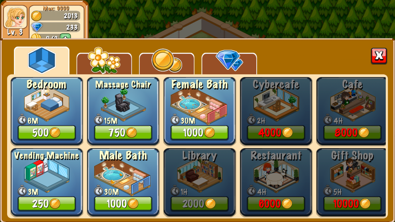 Hotel Story: Resort Simulation- screenshot