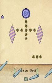Paper Pinball HD - Lite Screenshot 1