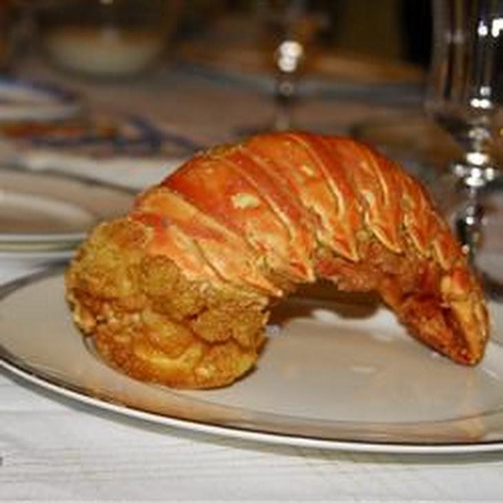 Deep Fried Lobster Recipe