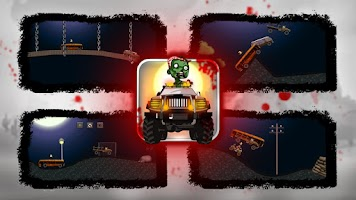 Screenshot of Go Zombie Go - Racing Games