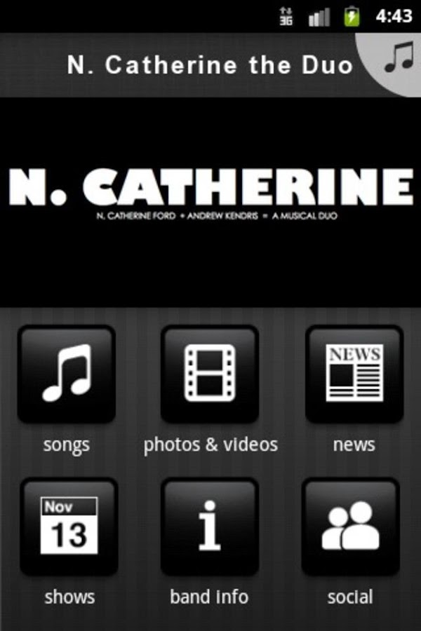 N. Catherine the Duo- screenshot