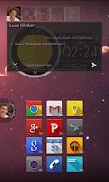 Screenshot of SlideOver Messaging
