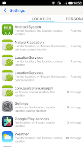 Permission Manager - App ops screenshot 0
