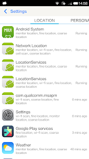 Permission Manager - App ops- screenshot thumbnail