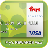 Fry's REWARDS Visa®
