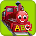 Kids Learn ABC Train icon