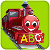 Kids Learn ABC Train