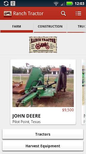 Ranch Tractor