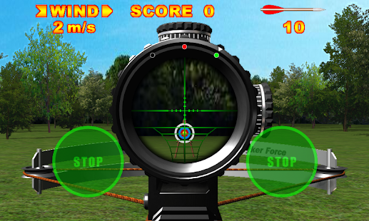 Crossbow Shooting deluxe Screenshot