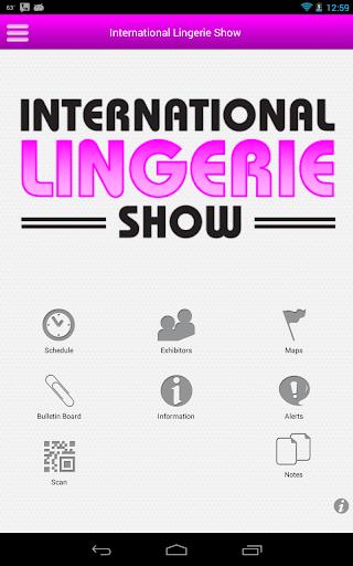 商業必備APP下載|International Lingerie Show 好玩app不花錢|綠色工廠好玩App
