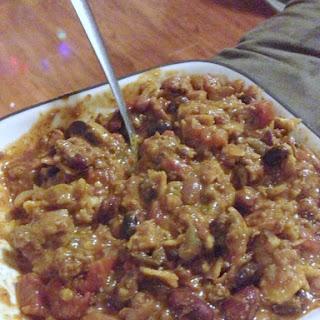 The BEST Homemade Chili.