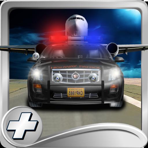 机场公安部门3D 賽車遊戲 App LOGO-硬是要APP