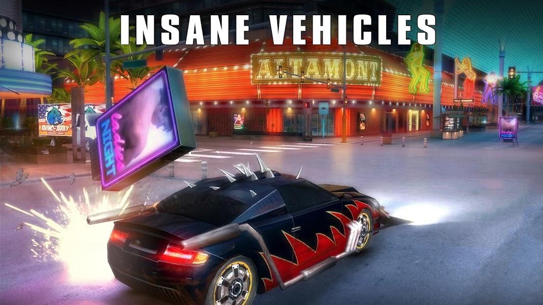 Gangstar Vegas Mod (Unlimited Money) v1.9.1a APK