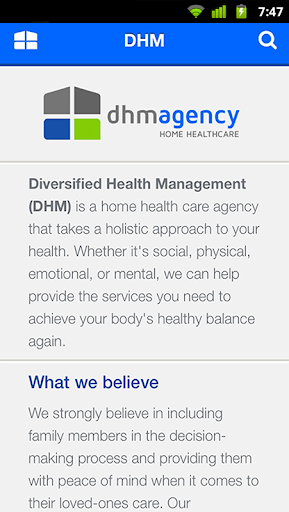 DHM Agency