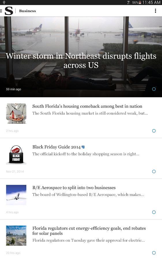 Sun Sentinel - screenshot