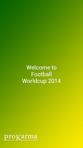 FIFA 2014 Worldcup Navigator
