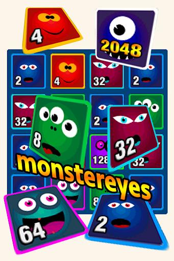 Monster Eyes 2048
