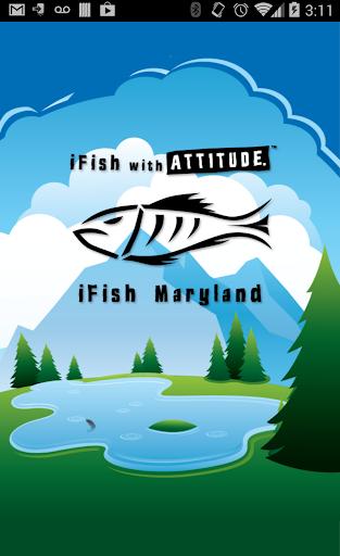 iFish Maryland