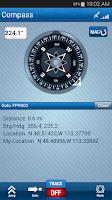 Screenshot of Trimble Outdoors Navigator Pro