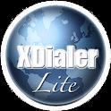 XDialer Lite logo