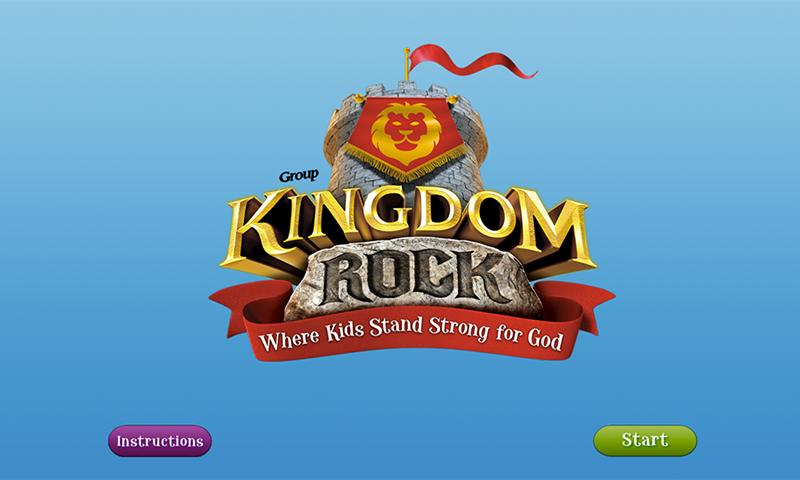 Kingdom Rock Bible Buddies - screenshot