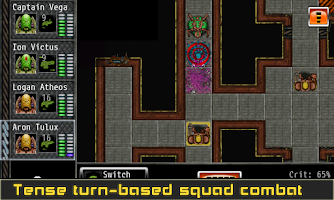 Screenshot of Templar Assault RPG