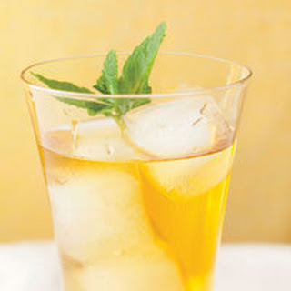 Lemon Green Iced Tea