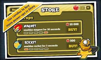 Screenshot of Candy Monster