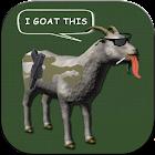 Goat Commando 3D Pro icon
