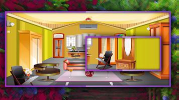 Screenshot of Ritzy Room Escape