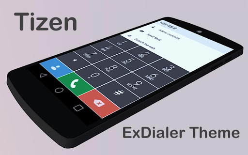 Tzn Theme for ExDialer