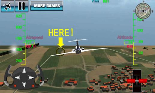 Игру Симулятор Полета