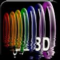 خلفيات ثلاثية الابعاد 3D icon