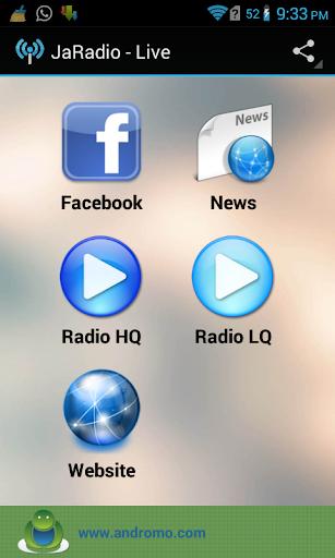 JaRadio - Lite