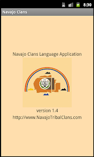 Navajo Clans: Native Language- screenshot thumbnail