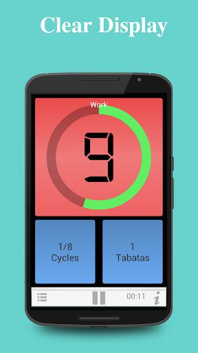 Tabata Timer for HIIT  screenshots 3