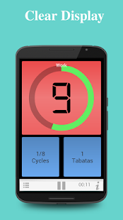 Tabata Timer for HIIT- screenshot thumbnail