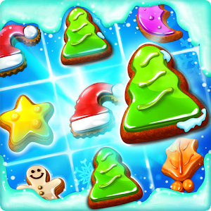 Christmas Cookie – Fun Match 3 for PC and MAC