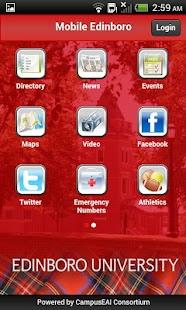 Mobile Edinboro- screenshot thumbnail