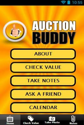 Auction Buddy - screenshot