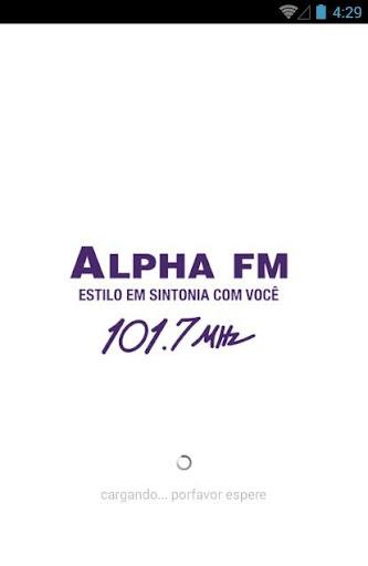 Alpha FM 101.7 - São Paulo