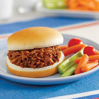 Slow Cooker Sloppy Joes.