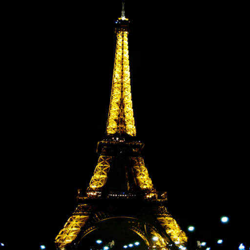 Paris Eiffel LiveWallpaper