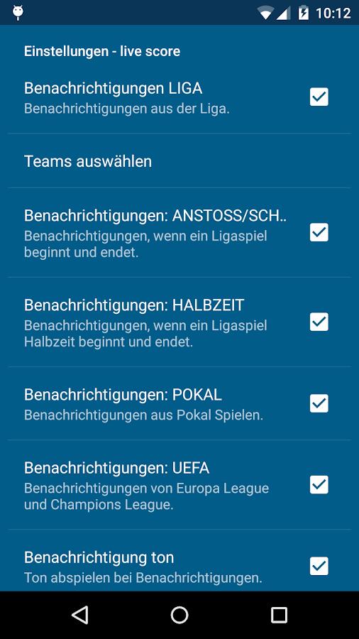 Bundesliga Pro Soccer - screenshot