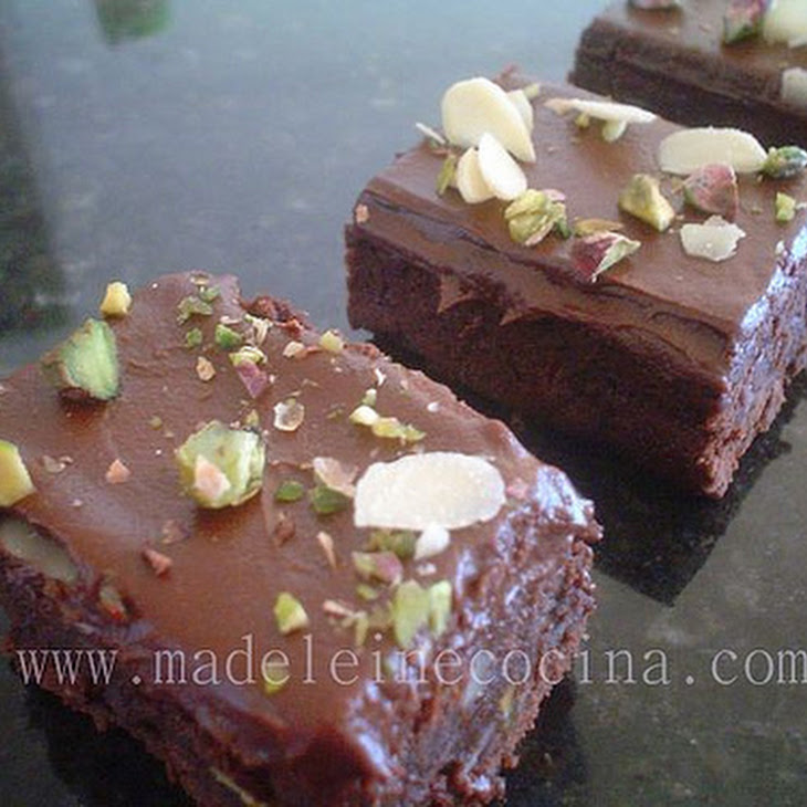 Mixed Nuts Brownies Recipe