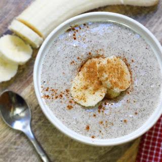 Vanilla Chia Pudding (Vegan)