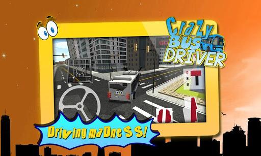 Crazy Bus Driver 3D Simulator