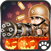 Game Little Commander WW2 Halloween APK for Windows Phone