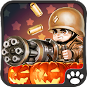 Little Commander WW2 Halloween icon