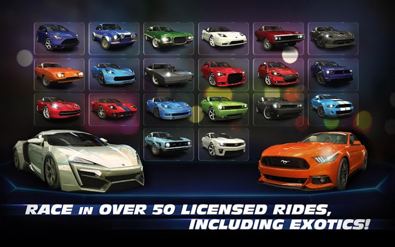 android Fast & Furious: Legacy Screenshot 4